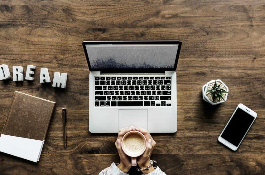 Cómo mantener un blog trabajando en un 9-6