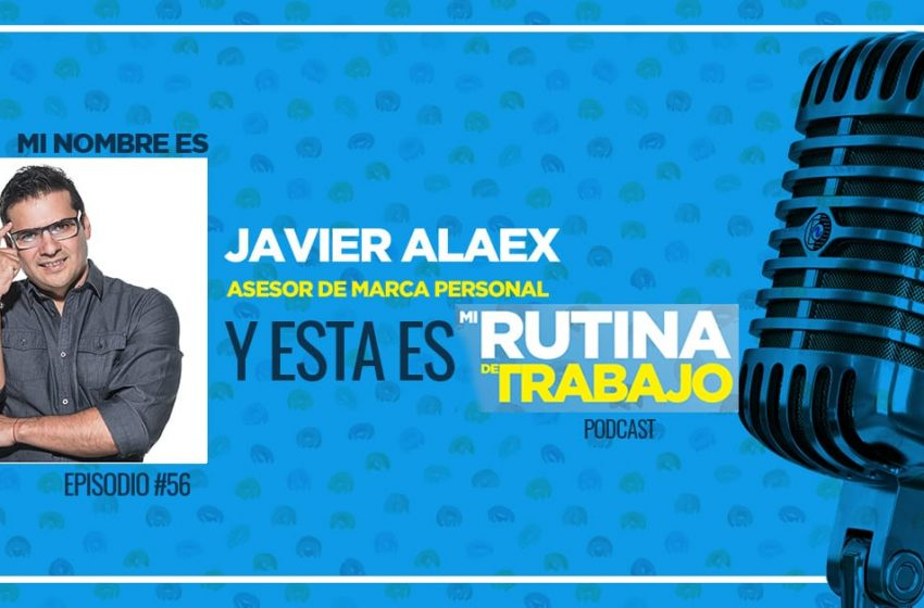 Crea una Marca Memorable – Javier Alaex, Asesor de Marca Personal