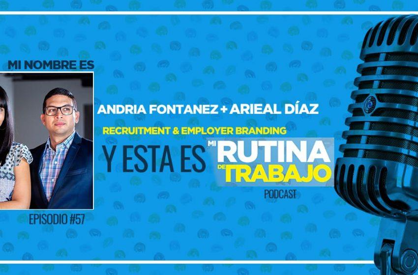 Andria Fontanez y Ariel Diaz – Cómo Emprender en Pareja