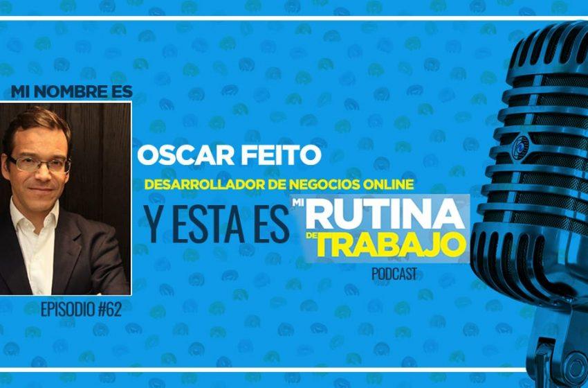 Conoce a Oscar Feito y su Academia del Marketing