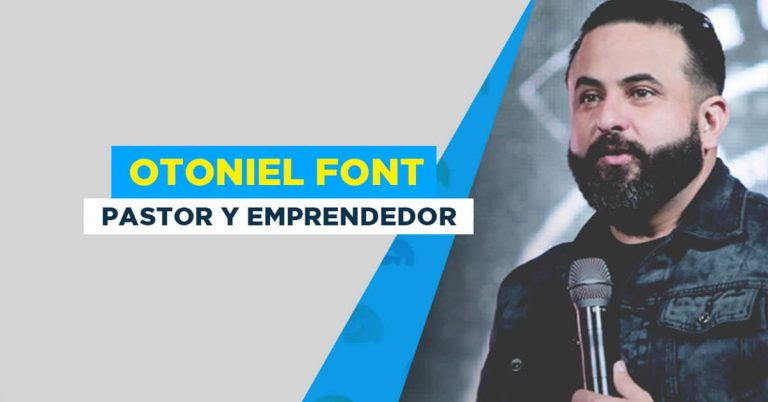 Conoce al Pastor y Emprendedor, Otoniel Font